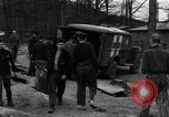 Image of sick prisoners Germany, 1945, second 10 stock footage video 65675073913