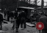 Image of sick prisoners Germany, 1945, second 11 stock footage video 65675073913