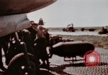 Image of B-26 Marauder bomber Germany, 1945, second 4 stock footage video 65675073916