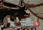 Image of B-26 Marauder bomber preparing for a mission Germany, 1945, second 8 stock footage video 65675073919
