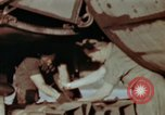 Image of B-26 Marauder bomber preparing for a mission Germany, 1945, second 10 stock footage video 65675073919