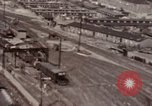 Image of bomb-damaged buildings Worms Germany, 1945, second 7 stock footage video 65675073926