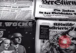 Image of German newspapers Germany, 1937, second 7 stock footage video 65675073931
