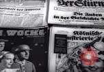 Image of German newspapers Germany, 1937, second 10 stock footage video 65675073931