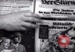 Image of German newspapers Germany, 1937, second 11 stock footage video 65675073931