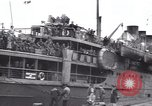 Image of Jewish refugees Haifa Palestine, 1945, second 5 stock footage video 65675073933