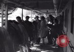 Image of Jewish Zionist immigrants Haifa Palestine, 1945, second 4 stock footage video 65675073934
