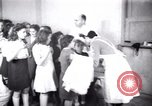 Image of Jewish refugee children Haifa Palestine, 1945, second 1 stock footage video 65675073936