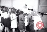 Image of Jewish refugee children Haifa Palestine, 1945, second 2 stock footage video 65675073936