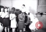 Image of Jewish refugee children Haifa Palestine, 1945, second 4 stock footage video 65675073936