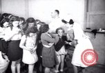 Image of Jewish refugee children Haifa Palestine, 1945, second 5 stock footage video 65675073936