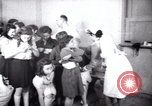 Image of Jewish refugee children Haifa Palestine, 1945, second 6 stock footage video 65675073936