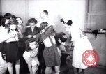 Image of Jewish refugee children Haifa Palestine, 1945, second 7 stock footage video 65675073936