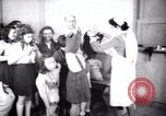 Image of Jewish refugee children Haifa Palestine, 1945, second 8 stock footage video 65675073936