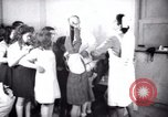 Image of Jewish refugee children Haifa Palestine, 1945, second 9 stock footage video 65675073936