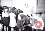 Image of Jewish refugee children Haifa Palestine, 1945, second 11 stock footage video 65675073936