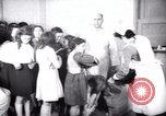 Image of Jewish refugee children Haifa Palestine, 1945, second 12 stock footage video 65675073936