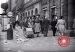 Image of Communist Party headquarters Prague Czechoslovakia, 1946, second 1 stock footage video 65675073940