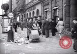 Image of Communist Party headquarters Prague Czechoslovakia, 1946, second 2 stock footage video 65675073940