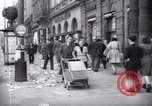 Image of Communist Party headquarters Prague Czechoslovakia, 1946, second 3 stock footage video 65675073940