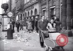 Image of Communist Party headquarters Prague Czechoslovakia, 1946, second 5 stock footage video 65675073940