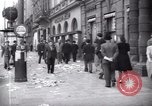 Image of Communist Party headquarters Prague Czechoslovakia, 1946, second 8 stock footage video 65675073940