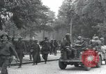 Image of United States troops Regensburg Germany, 1945, second 7 stock footage video 65675073950