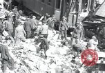 Image of German civilians Regensburg Germany, 1945, second 9 stock footage video 65675073952
