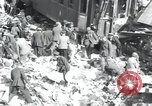 Image of German civilians Regensburg Germany, 1945, second 10 stock footage video 65675073952