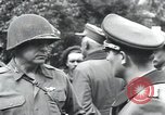 Image of Colonel Frank Dunkerly Regensburg Germany, 1945, second 6 stock footage video 65675073953