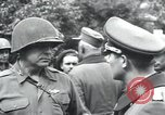 Image of Colonel Frank Dunkerly Regensburg Germany, 1945, second 7 stock footage video 65675073953