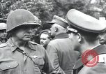 Image of Colonel Frank Dunkerly Regensburg Germany, 1945, second 8 stock footage video 65675073953
