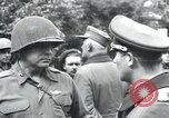 Image of Colonel Frank Dunkerly Regensburg Germany, 1945, second 10 stock footage video 65675073953