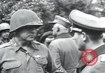 Image of Colonel Frank Dunkerly Regensburg Germany, 1945, second 11 stock footage video 65675073953
