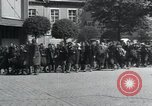 Image of Hungarian-Jewish women Wurzen Germany, 1945, second 10 stock footage video 65675073957