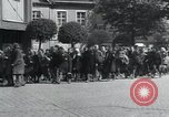 Image of Hungarian-Jewish women Wurzen Germany, 1945, second 11 stock footage video 65675073957