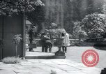 Image of iron scarp London England United Kingdom, 1940, second 3 stock footage video 65675073959