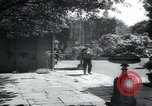 Image of iron scarp London England United Kingdom, 1940, second 9 stock footage video 65675073959