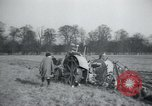 Image of farmers London England United Kingdom, 1940, second 7 stock footage video 65675073960