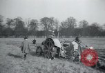 Image of farmers London England United Kingdom, 1940, second 8 stock footage video 65675073960