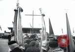 Image of Czech citizens Lidice Czechoslovakia, 1946, second 2 stock footage video 65675073965