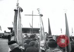 Image of Czech citizens Lidice Czechoslovakia, 1946, second 3 stock footage video 65675073965