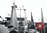 Image of Czech citizens Lidice Czechoslovakia, 1946, second 7 stock footage video 65675073965