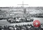 Image of Czech citizens Lidice Czechoslovakia, 1946, second 12 stock footage video 65675073965