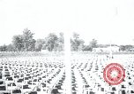 Image of cemetery Terezin Czechoslovakia, 1946, second 1 stock footage video 65675073966