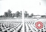 Image of cemetery Terezin Czechoslovakia, 1946, second 3 stock footage video 65675073966