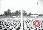 Image of cemetery Terezin Czechoslovakia, 1946, second 5 stock footage video 65675073966