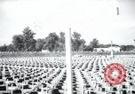 Image of cemetery Terezin Czechoslovakia, 1946, second 6 stock footage video 65675073966