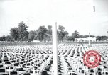 Image of cemetery Terezin Czechoslovakia, 1946, second 8 stock footage video 65675073966
