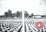 Image of cemetery Terezin Czechoslovakia, 1946, second 9 stock footage video 65675073966